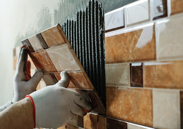 Bathroom Solutions knowledgeable tile installation